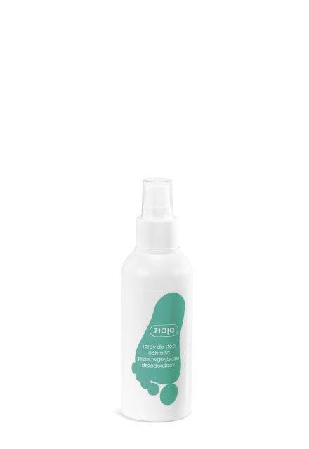 dezodorační sprej na chodidla