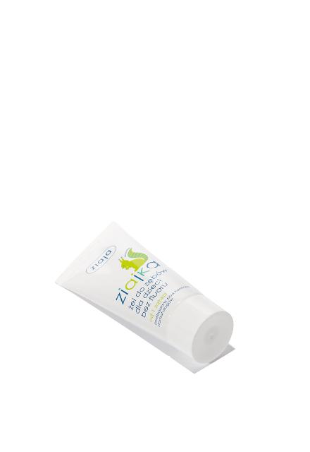 zubní gel bez fluoru