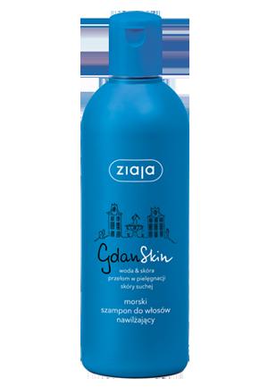 mořský šampon na vlasy