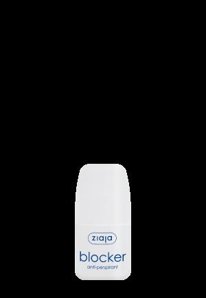 antiperspirant blocker