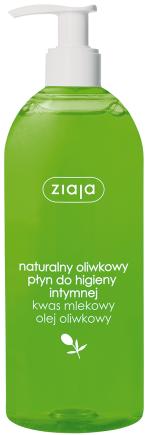 intimní gelová hygiena